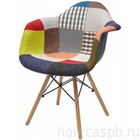 Стул FOLK-1002 PATCHWORK-D2